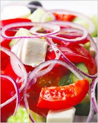 Почти греческий салат
