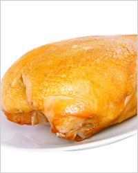 150 г копчёной курицы