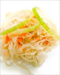 маринованной капусты