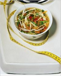 не калорийные продукты для похудения