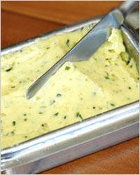 Паста для бутербродов с зеленью