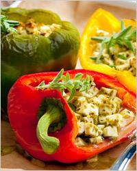 Блюда из болгарских перцев