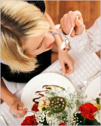Романтический ужин для любимой