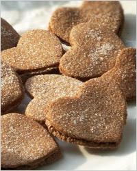 Печенье «Поцелуйчики мокко»