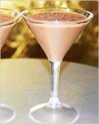 Коктейль «Шоколадное безумие»