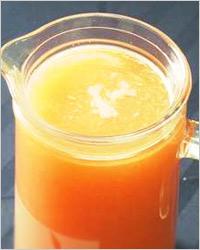 Тыквенно-облепиховый сок