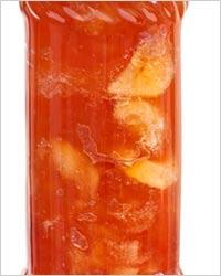 Яблочное варенье с апельсинами