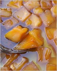 Варенье из тыквы с лимонным соком и гвоздикой