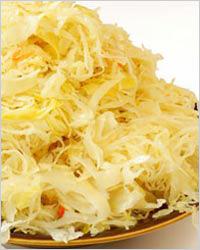 Квашеная капуста-«спагетти»