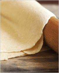 Тесто для домашней лапши