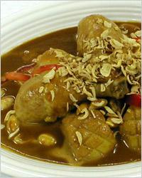 оригинальная тайская закуска из куриных ножек