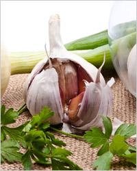 Чеснок и лук, продукты повышающие иммунитет