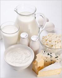 Молочные продукты повышающие иммунитет