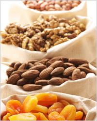 Орехи и сухофрукты продукт повышающий иммунитет