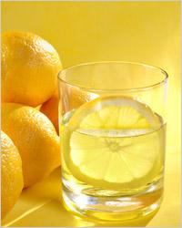 Лимоны и лимонный сок, продукты повышающие иммунитет