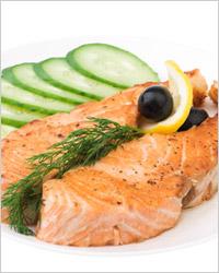 Морская рыба - продукты повышающие иммунитет