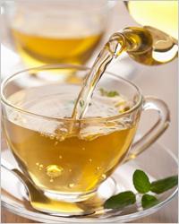 Зеленый чай — продукты сжигающие жиры