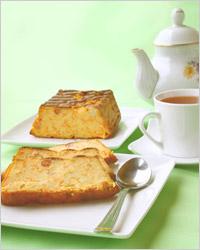 Тыквенный хлеб для завтрака