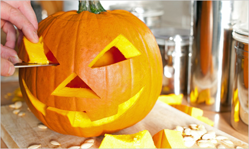 Тыква на Хэллоуин – Как вырезать тыкву на Хэллоуин