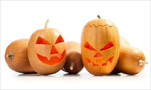 Хэллоуин рисунок