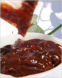 Яблочный соус для шашлыка