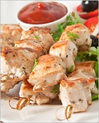 Вкусное блюдо из куриного филе