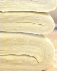 слоёное тесто