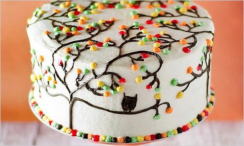 Торт легкий своими руками