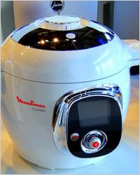 Moulinex Cook4Me (модель CE 701132)
