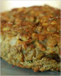 постные котлеты рецепты с орехами