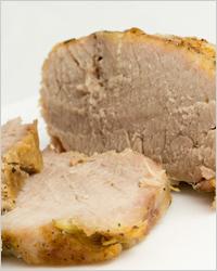 Мясо под майонезом (псевдобуженина).
