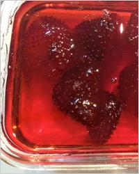 Варенье-желе из клубники или вишни