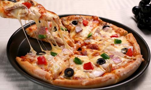 Как делать пиццу на сковородке