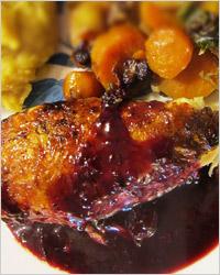 Соус красной смородины рецепт