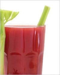 Смешанный овощной сок