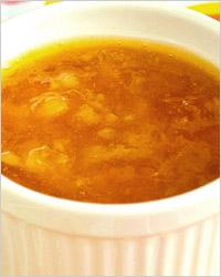 Абрикосовый соус на зиму