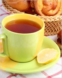 слаткий чай