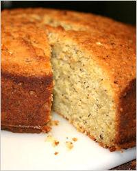 Греческий пирог с цитрусовыми