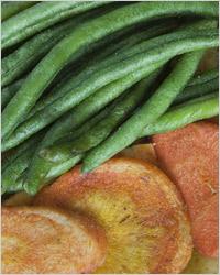 Вяленые овощи