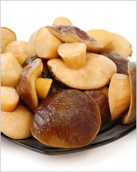 Солёные белые грибы «Старичок-боровичок»