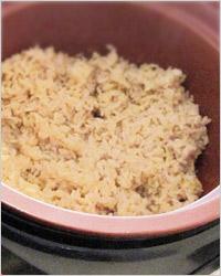 Рыба на пару и гарнир из риса в мультиварке