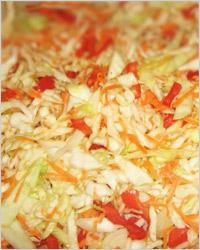 Салат из капусты «Белоцерковский»