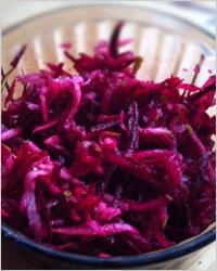 Салат из свёклы и капусты по-чешски