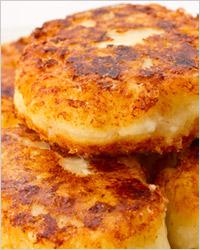curd pancake