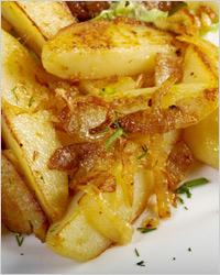 Вкусная картошечка в мультиварке