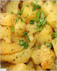 тушеная картошка с луком в мультиварке