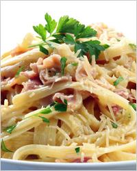 Сливочный соус «Карбонара»