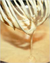 Сливочный соус с сыром и беконом