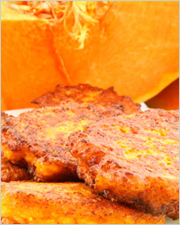 Оладьи из тыквы – Рецепты тыквенных оладий