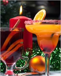 рецепты зимних коктейлей